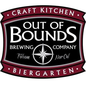 Out of Bounds Craft Kitchen and Biergarten logo