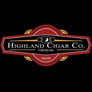 Highland Cigar Co. logo