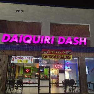 Daquiri Dash logo
