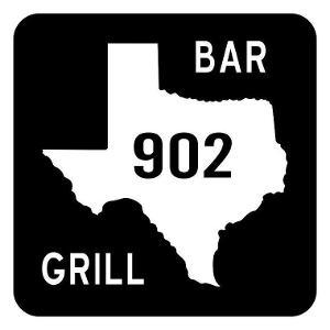 902 Bar & Grill logo