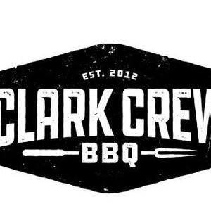 Clark Crew BBQ logo