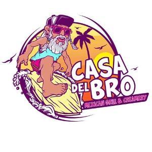 Casa Del Bro Mexican Grill & Creamery logo