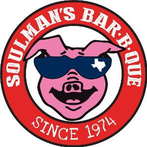 Soulman's BBQ-Rockwall (Goliad) logo