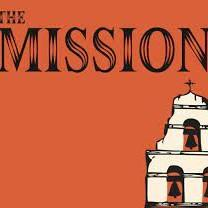 The Mission - Old Town logo
