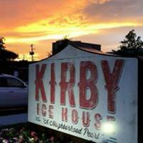 Kirby Ice House logo