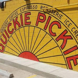 Quickie Pickie logo