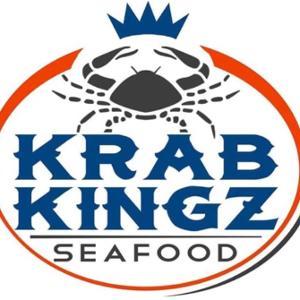 Krab Kingz Seafood Little Elm logo