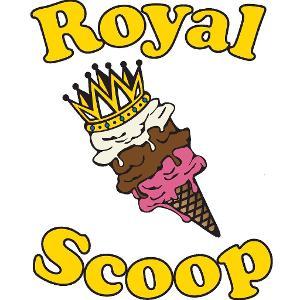 Royal Scoop Homemade Ice Cream logo