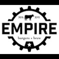 Empire Burgers & Brew logo