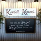 Kendall Karsen's Upscale Soul Food logo