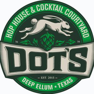 Dot's Hop House & Cocktail Courtyard logo