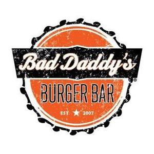 Bad Daddys Burger Bar logo