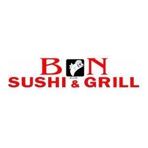 BN Sushi & Grill logo
