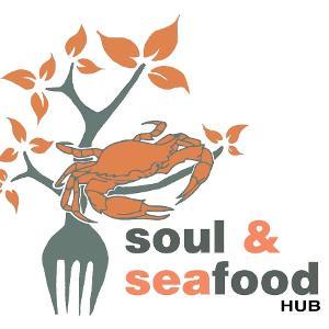 Soul and Seafood Hub logo