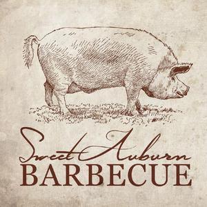 Sweet Auburn BBQ logo