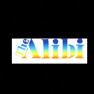 The Alibi Beach Bar logo