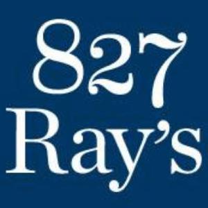 827 Ray's logo