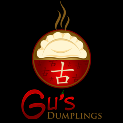 Gu's Dumplings logo