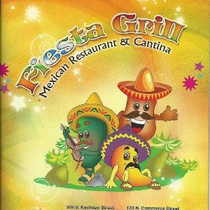 Fiesta Grill logo