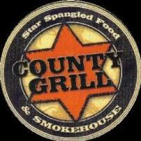 County Grill & Smokehouse logo