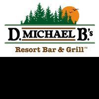D. Michael B's Resort Bar & Grill logo