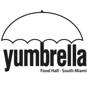 Yumbrella Food Hall logo