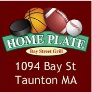 Home Plate Bay Street Grill logo