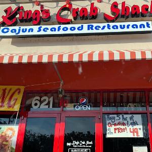 Kings Crab Shack 🦀 logo