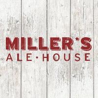 Miller's Ale House - Gardens logo