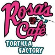 Rosa's Café & Tortilla Factory logo