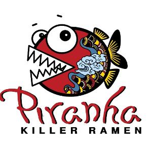 Piranha Killer Ramen logo