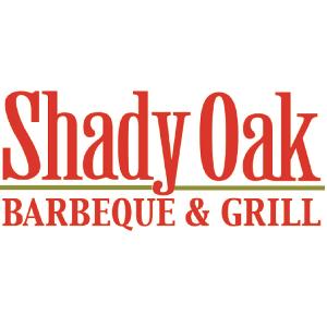 Shady Oak Barbeque & Grill logo