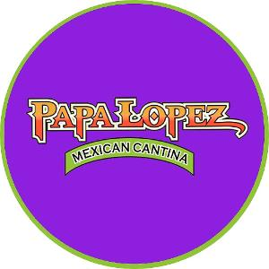 Papa Lopez logo