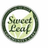 Sweet Leaf - Reston Metro Station logo