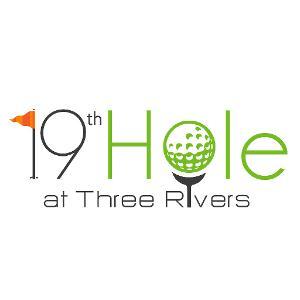 The 19th Hole at Three Rivers logo