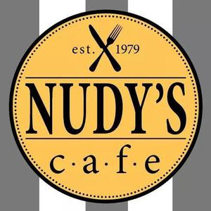 Nudy's Cafes logo