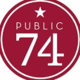 Public 74 logo