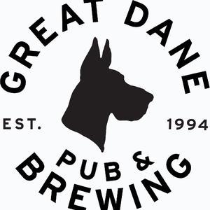Great Dane Pub & Brewing Co. - Hilldale logo