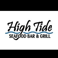 High Tide Seafood Bar and Grill logo