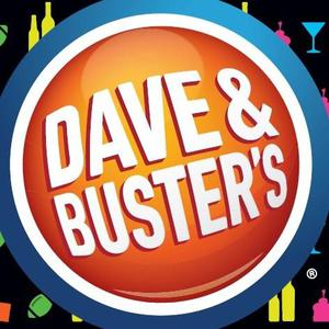 Dave and Buster's - Fairfax! logo