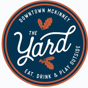 The Yard McKinney TX logo