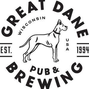 Great Dane Pub & Brewing Co. - Fitchburg logo