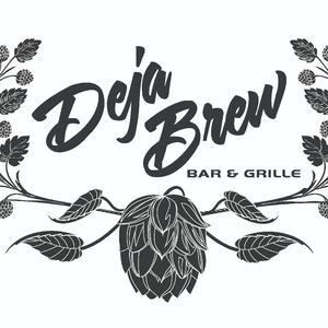 Deja Brew Bar & Grille logo