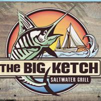 The Big Ketch Saltwater Grill logo