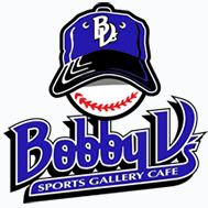 Bobby V's Sports Gallery Cafe logo