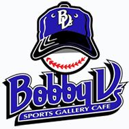 Bobby V's Sports Gallery Cafe logo