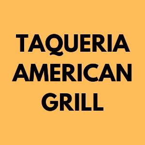 Taqueria American Grill logo