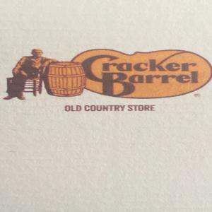 Cracker Barrel Dyersburg logo
