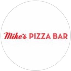 Mike's Pizza Bar logo