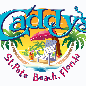 Caddy's St. Pete Beach logo